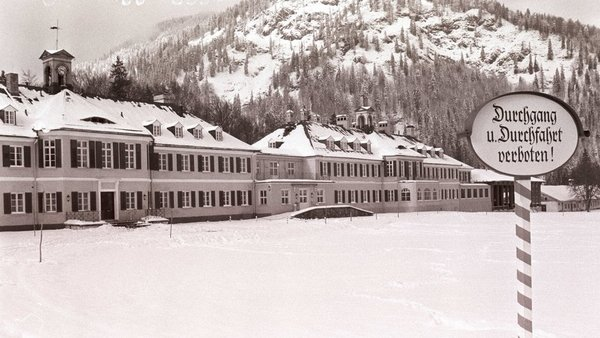 Wildbad Kreuth im Winter